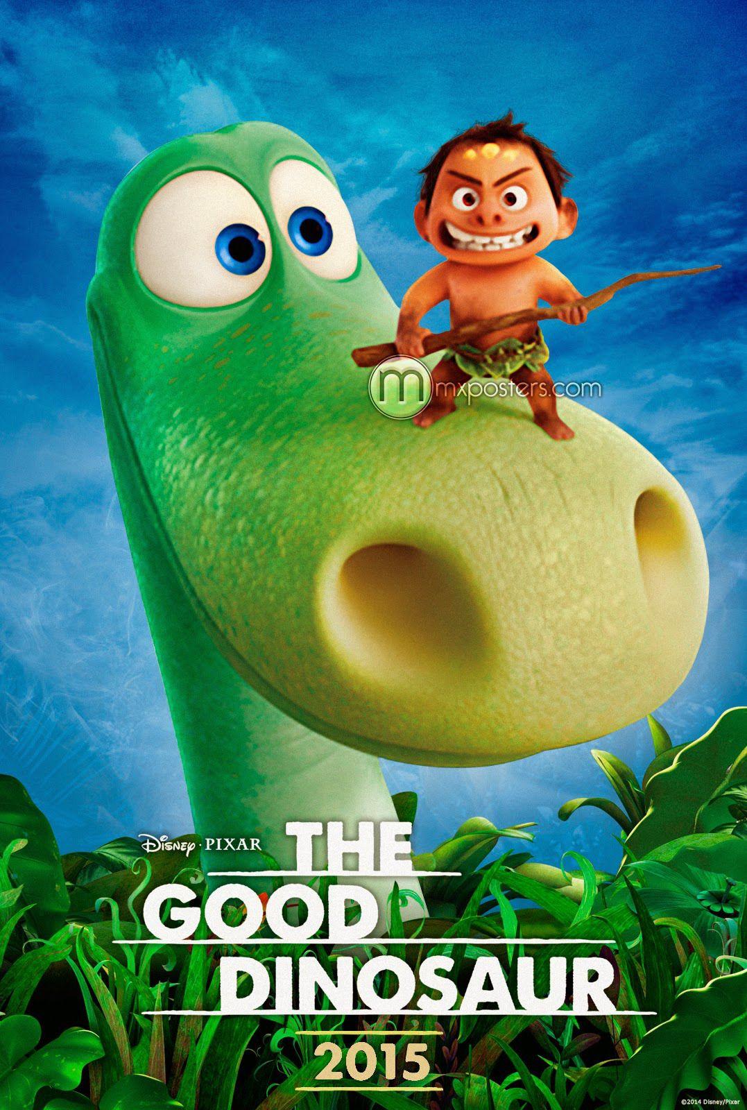 """'The Good Dinosaur' US Official Trailer """"A Single"""