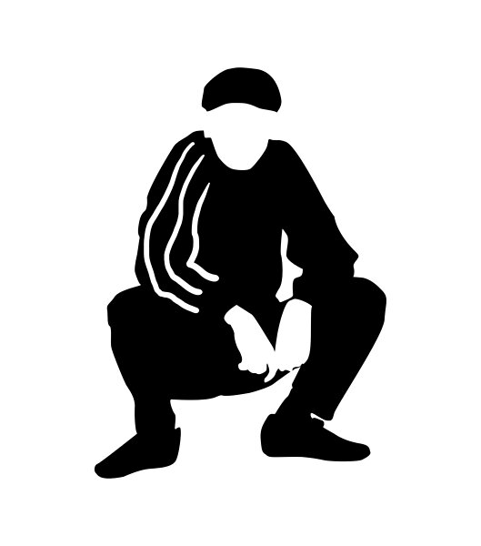 Proper Slav Squat Design Perect Design For All Proud Slavs And People Who Are Interested In Slavic Culture This Is How A Real Gopn Slav Squat Squats Slavic