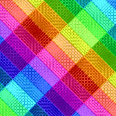 Colorful Checkered Pattern by Humble-Novice on DeviantArt