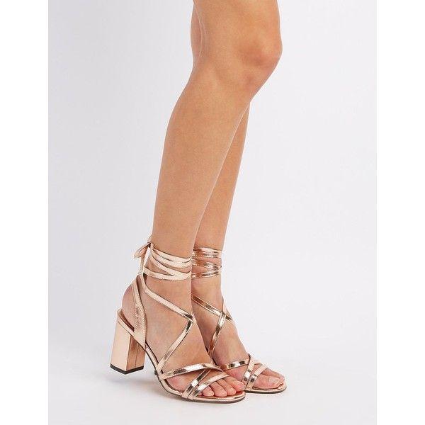 Chunky Block Heel Sandals