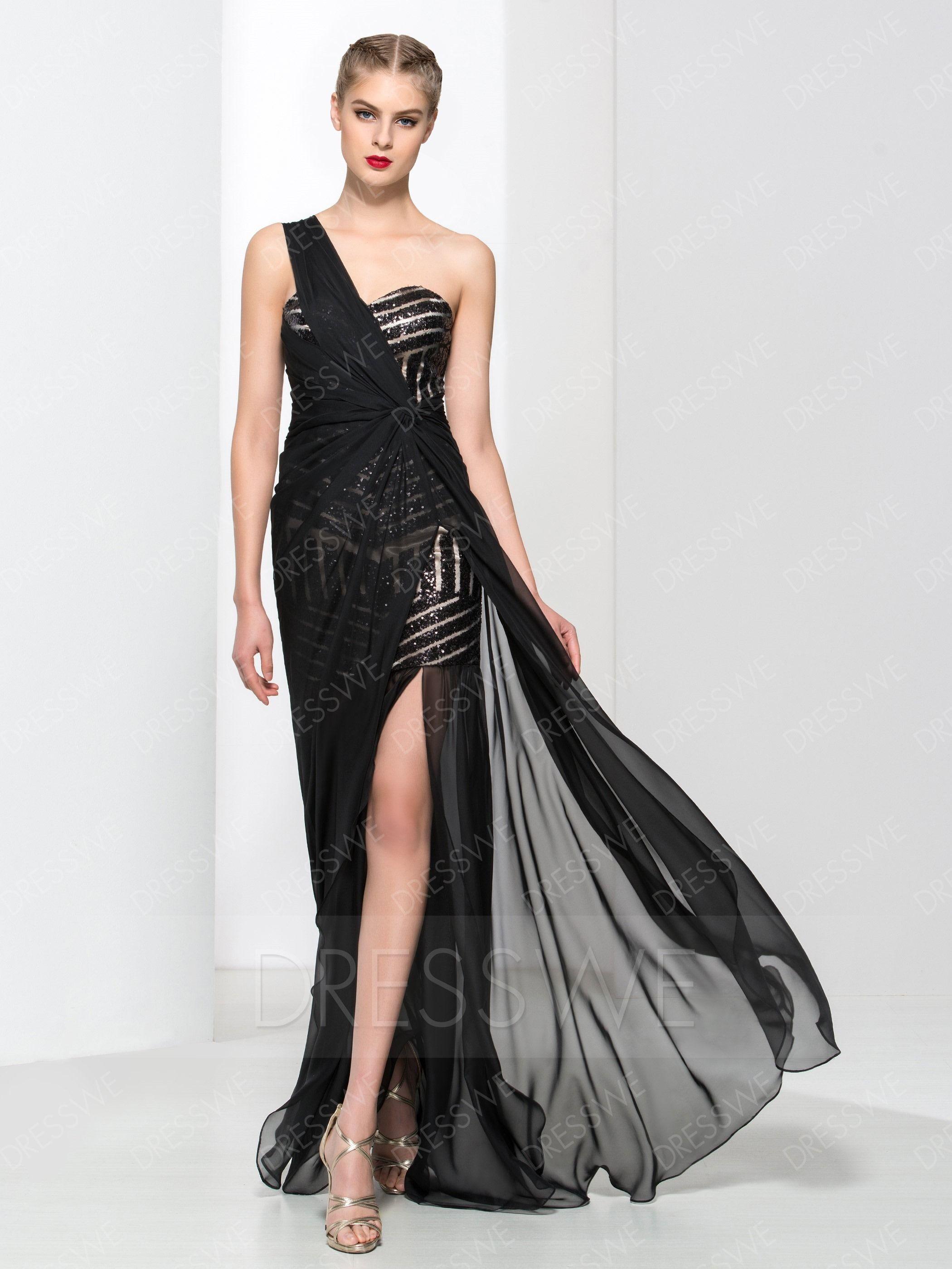 AdoreWe  DressWe Womens - Designer DressWe Gorgeous Shining Sequins ... ba69e72df
