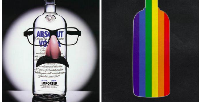 Absolut Vodka, une marque résolument créative