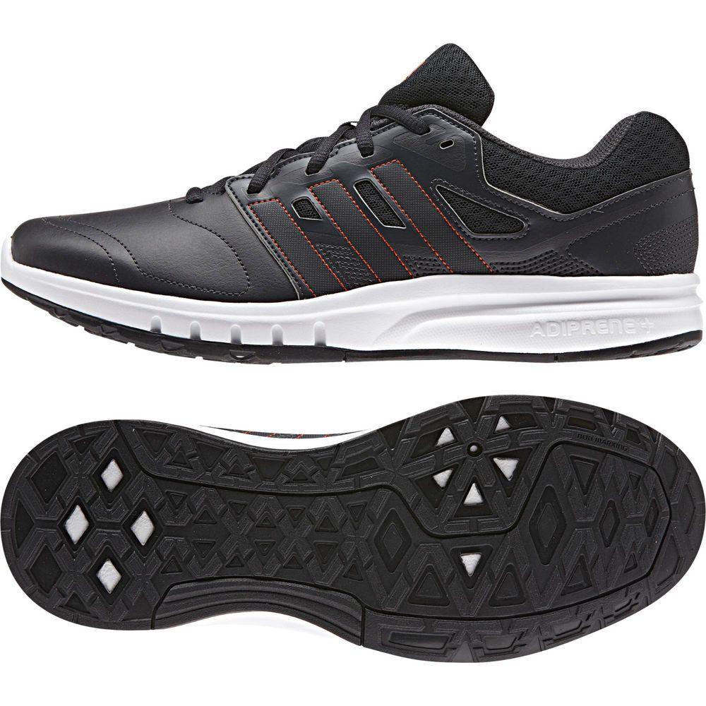 Adidas Men Performance Shoes Galaxy Trainer AF6022 Black