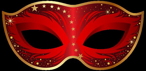 Red Carnival Mask Png Clip Art Image Carnival Masks Masquerade Mask Template Carnival