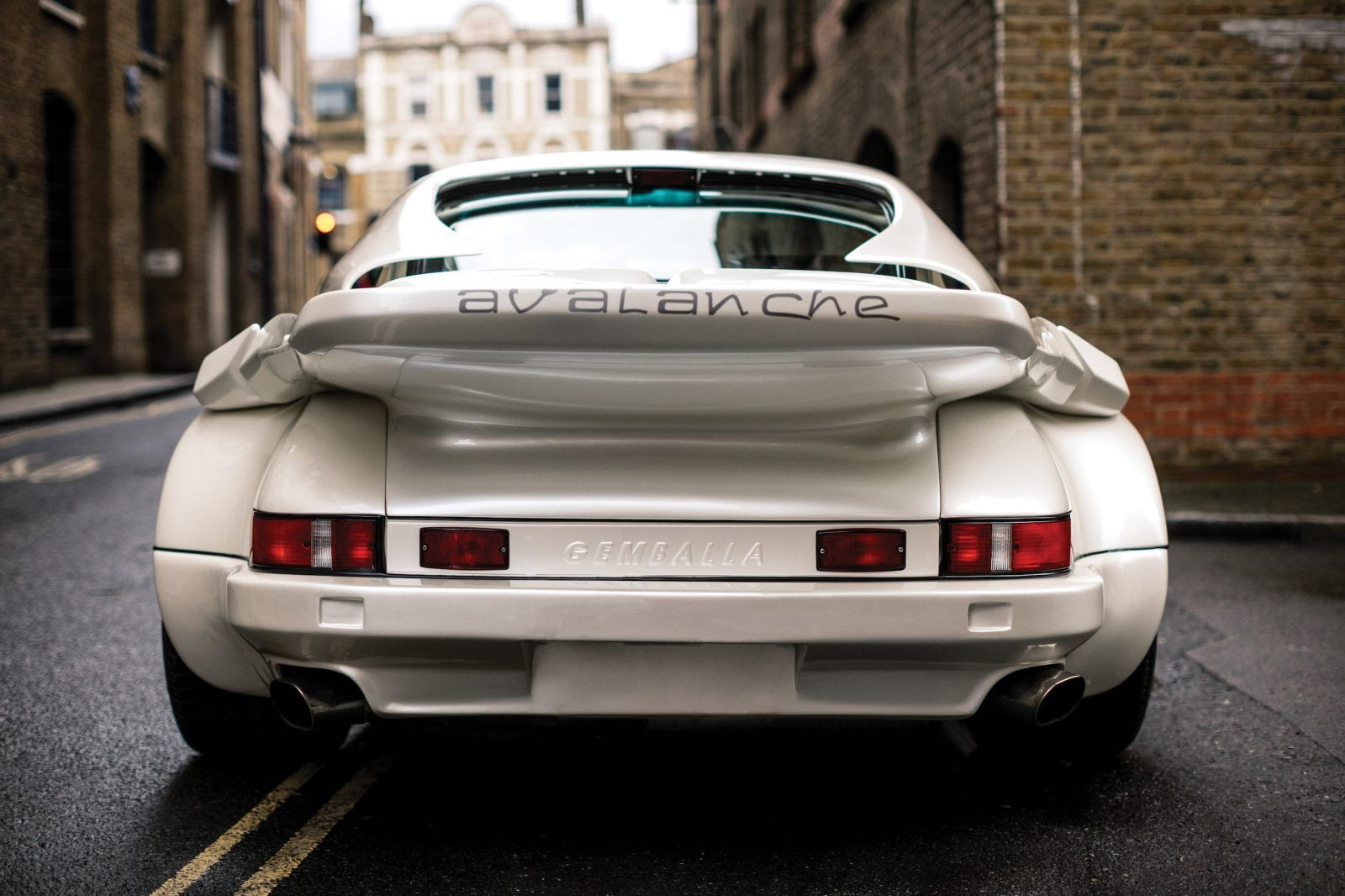 1986 Gemballa Avalanche Porsche Porsche For Sale Bespoke Cars