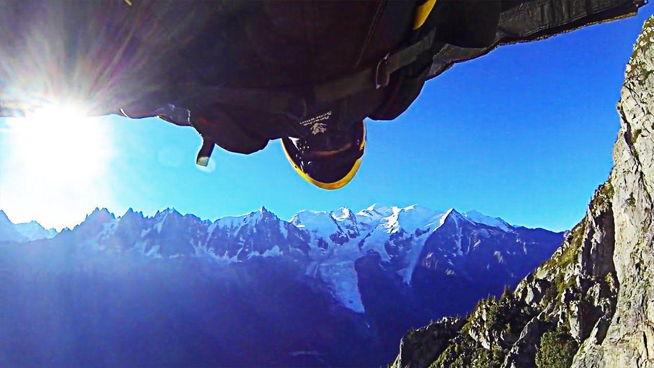 WINGSUIT | Fernando Goncalves | I Love Flying