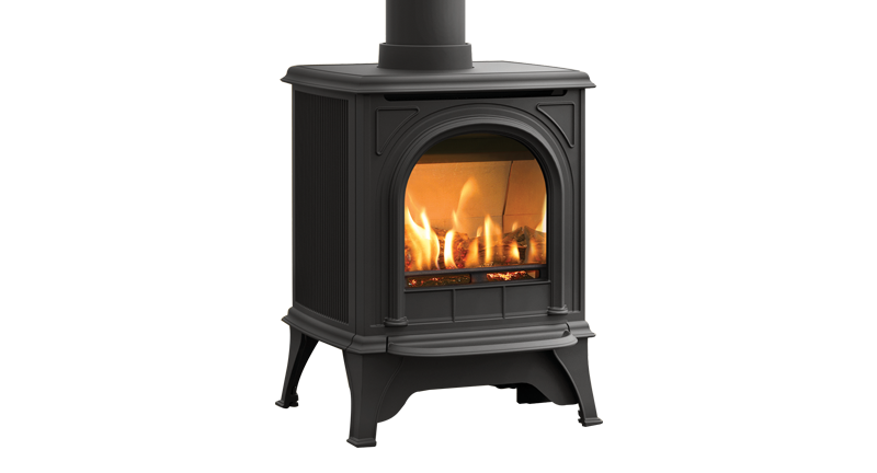 Huntingdon 40 Gas Stoves Gazco Traditional Stoves Gas Stove Stove Efficient Heating