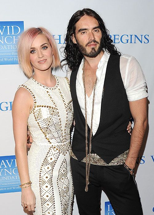 Katy perry and russell brand dating 2010