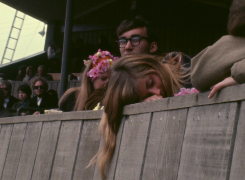 """wear-some-flowers:  Monterey Pop Festival, 1967. """"If you're going to San Francisco, be sure to wear some flowers in your hair"""""""