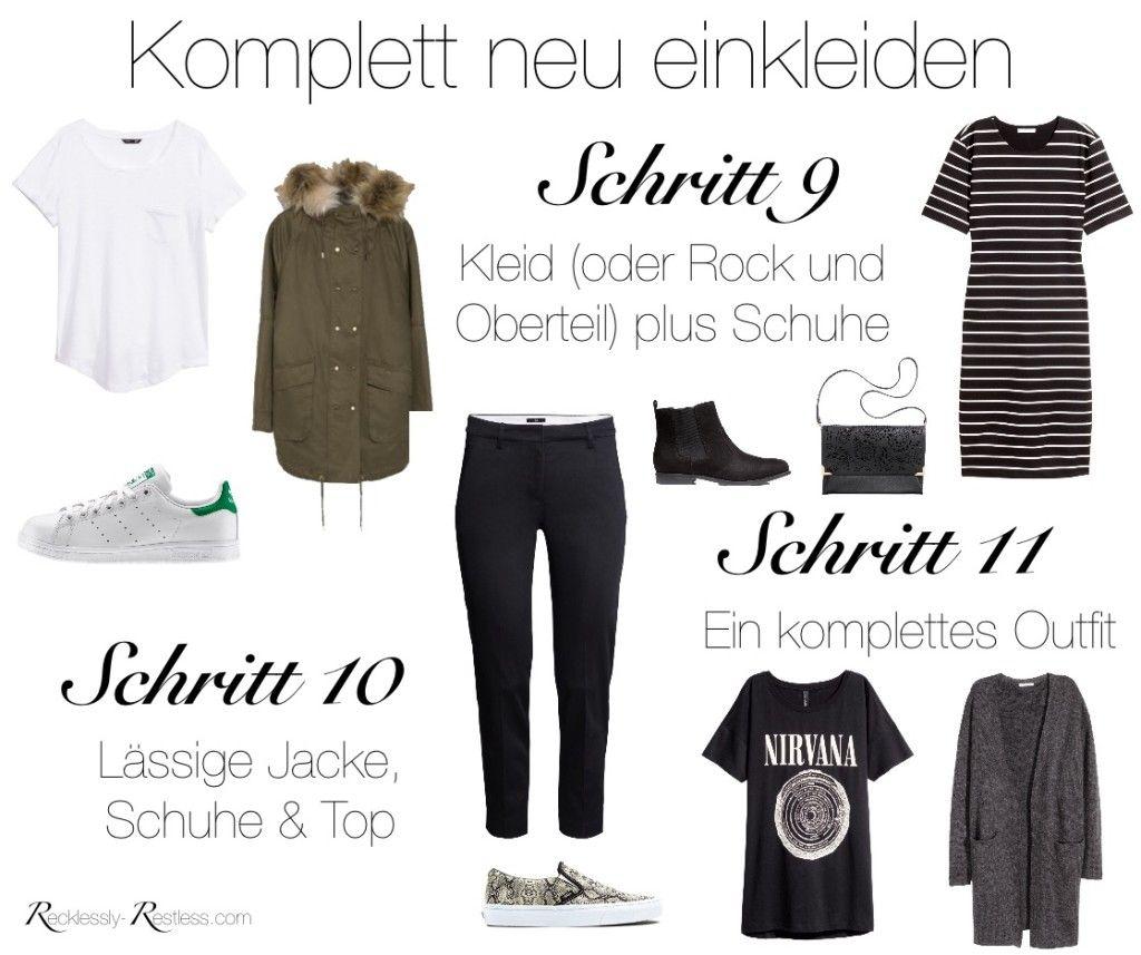 M chte mich neu einkleiden teil 5 grundgarderobe for Minimalistischer kleiderschrank