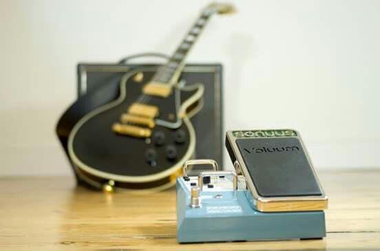 SONUUS voluum analogue multi-effects pedal priced at £179.