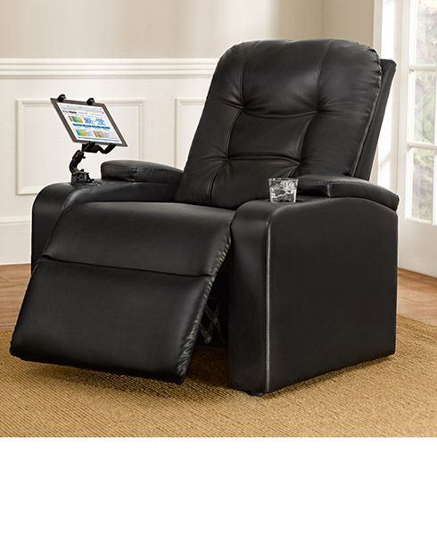 Oversized Recliners With Cup Holders At Home Furniture Store