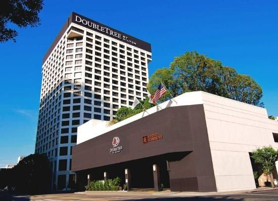 Doubletree By Hilton Hotel Los Angeles Downtown With Images