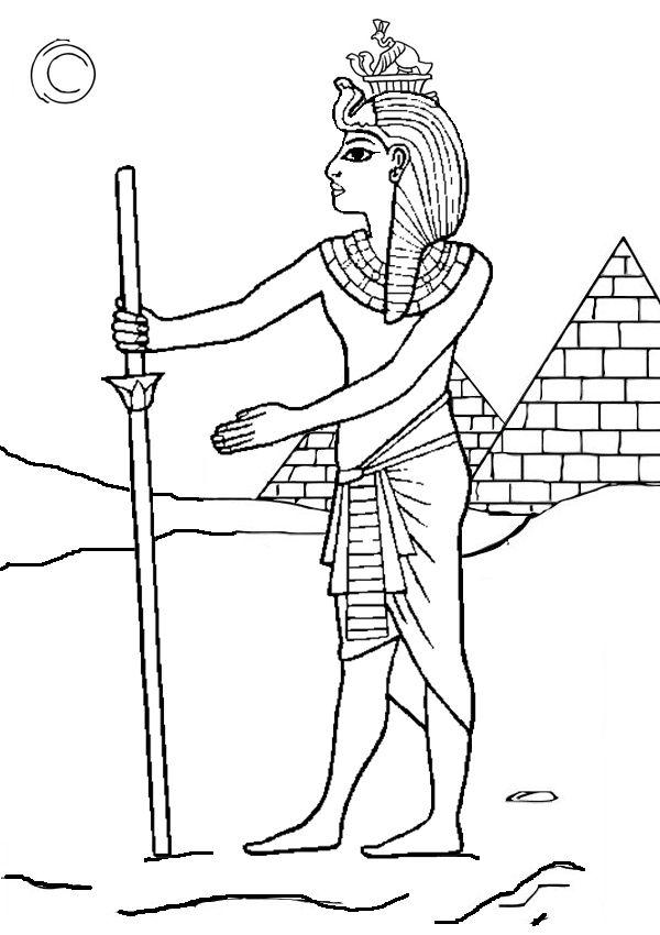 Egyptian Pharaoh 600x850 Jpg 600 850