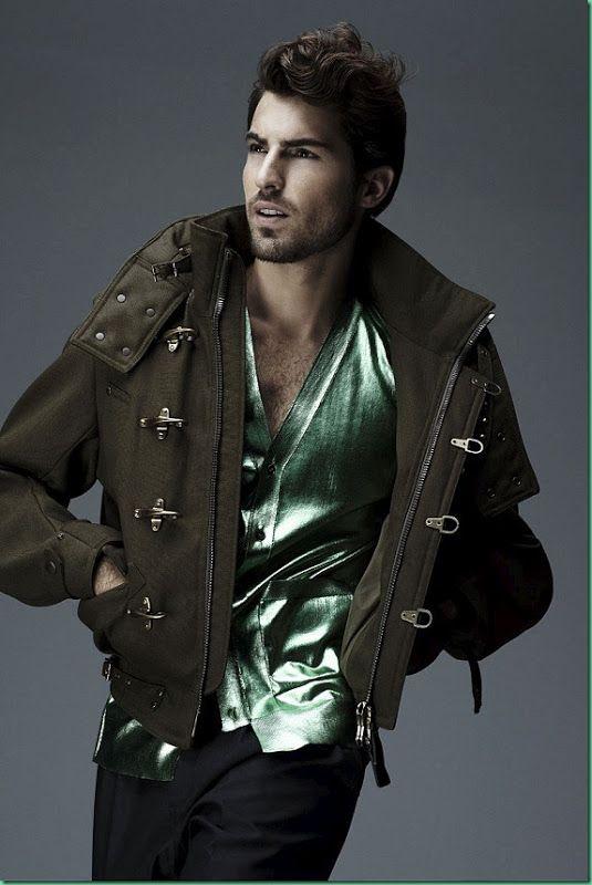 Antonio Navas for S Moda March 2013
