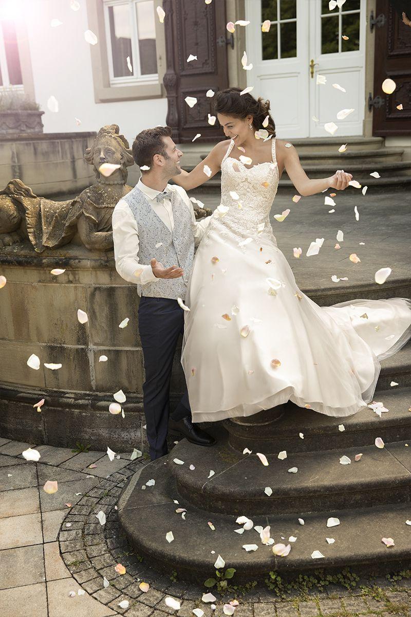Kleemeier Brautmode Brautkleid Hochzeitskleid Bridal Kleemeier