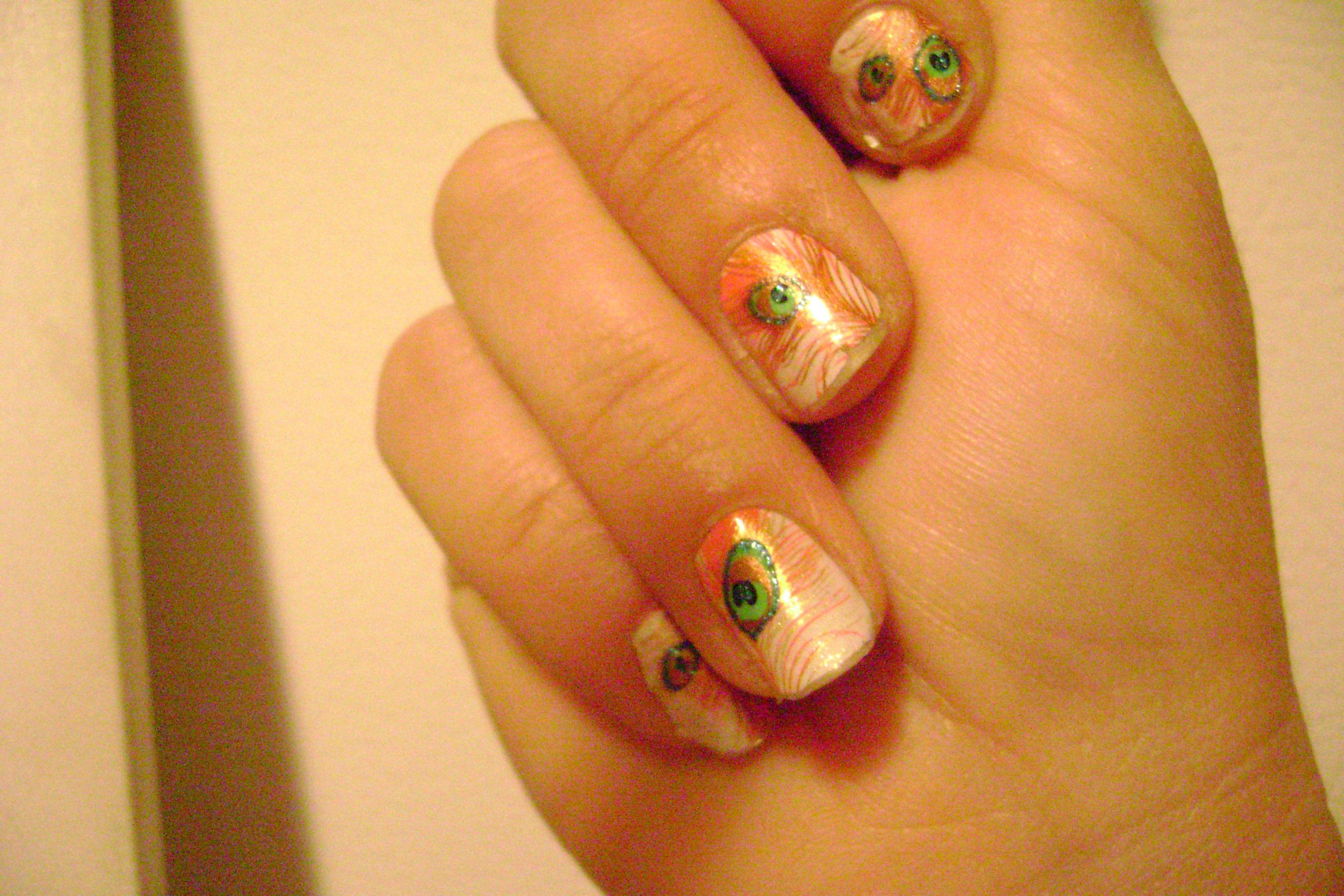 Sally Hansen Nail stickers August 26 2015 | Rozzy77\'s 2015 nail art ...