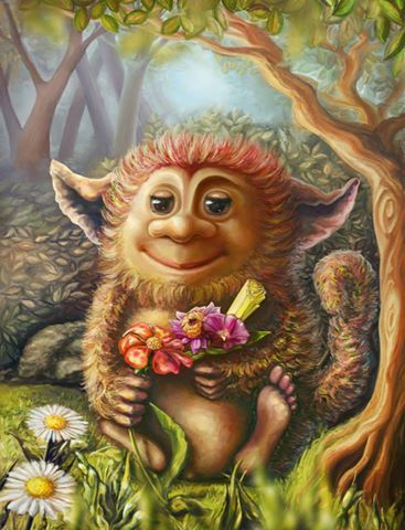 cute troll pictures