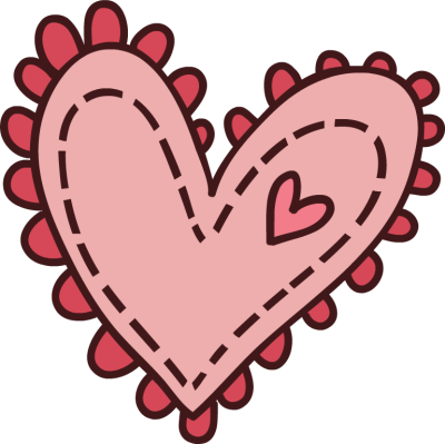cute cartoon hearts clipart melonheadz clipart pinterest rh pinterest com