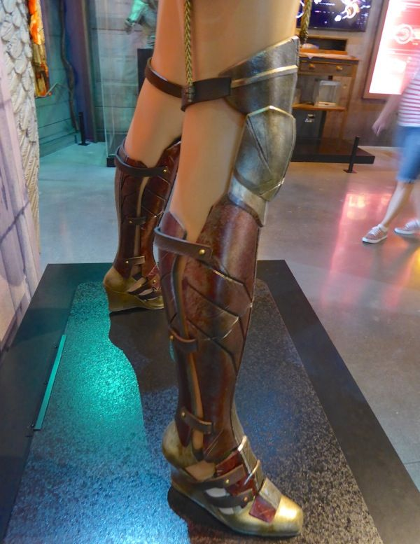 Justice League Wonder Woman Diana Prince cosplay shoes boots//////8