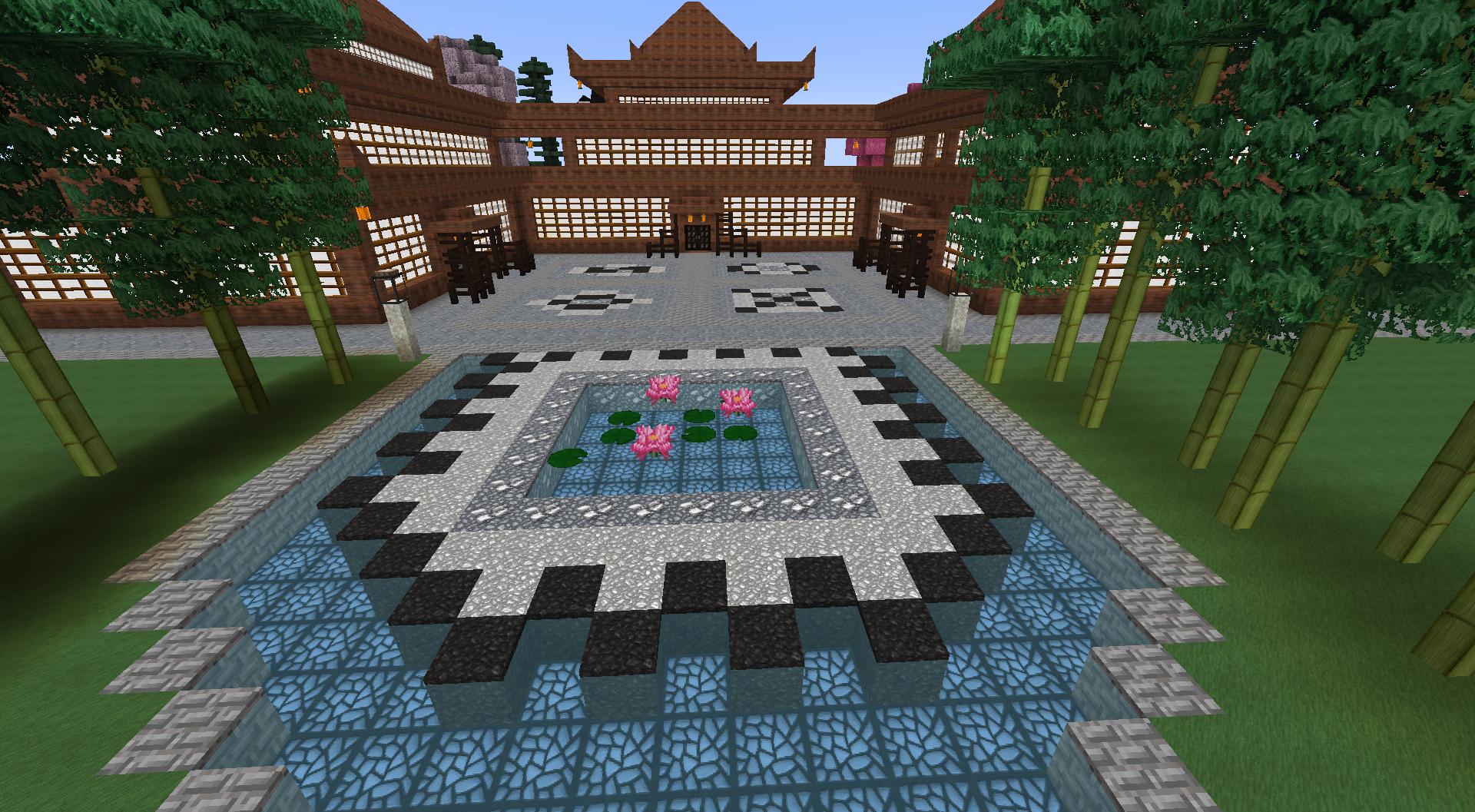 Creative Challenge Back Of Pagoda Rock And Water Garden Ftb