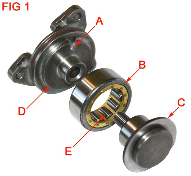 Porsche Ims Bearing Replacement Our Upgrade Retrofit Ims Bearing Is A Patent Pending Cylindrical Roller Bearing With Trust Con Porsche Boxster Porsche Boxter