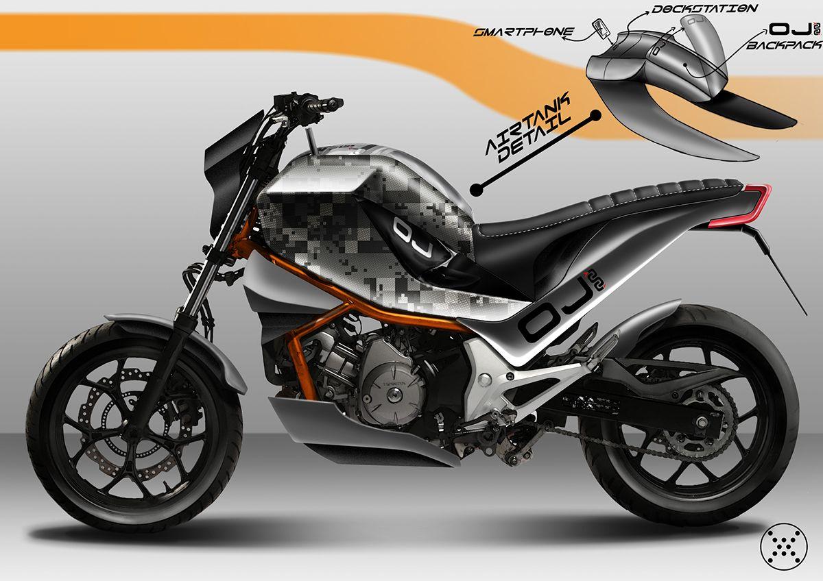 Motorbikes Design On Behance Moto Design Motorbike Design