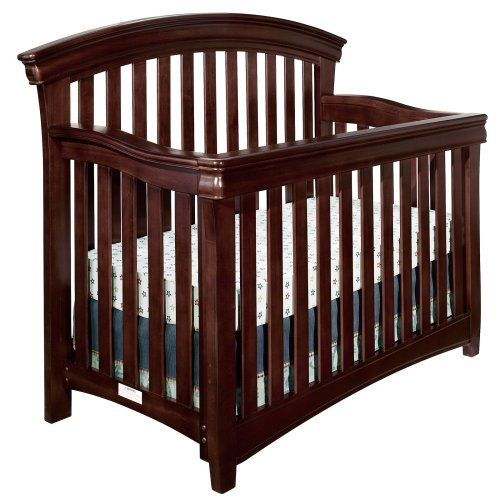 Westwood Stratton 4 In 1 Convertible Crib Collection Convertible Crib Cribs Crib Design