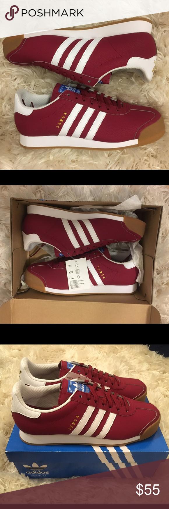 adidas originali uomini samoa retrò scarpe 11 nuovi retrò.