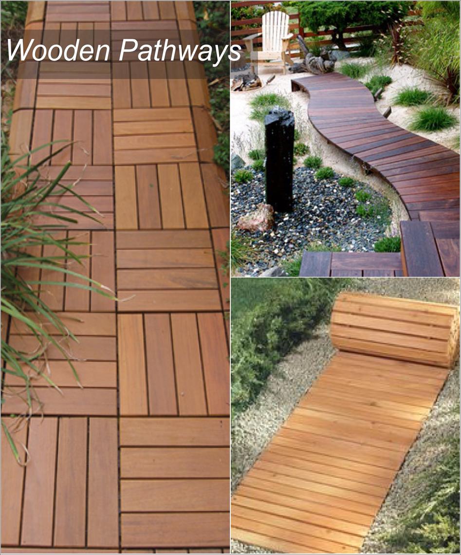 Outdoor Pathways 15 diy pathway ideas | pathway ideas, gardens and landscaping ideas