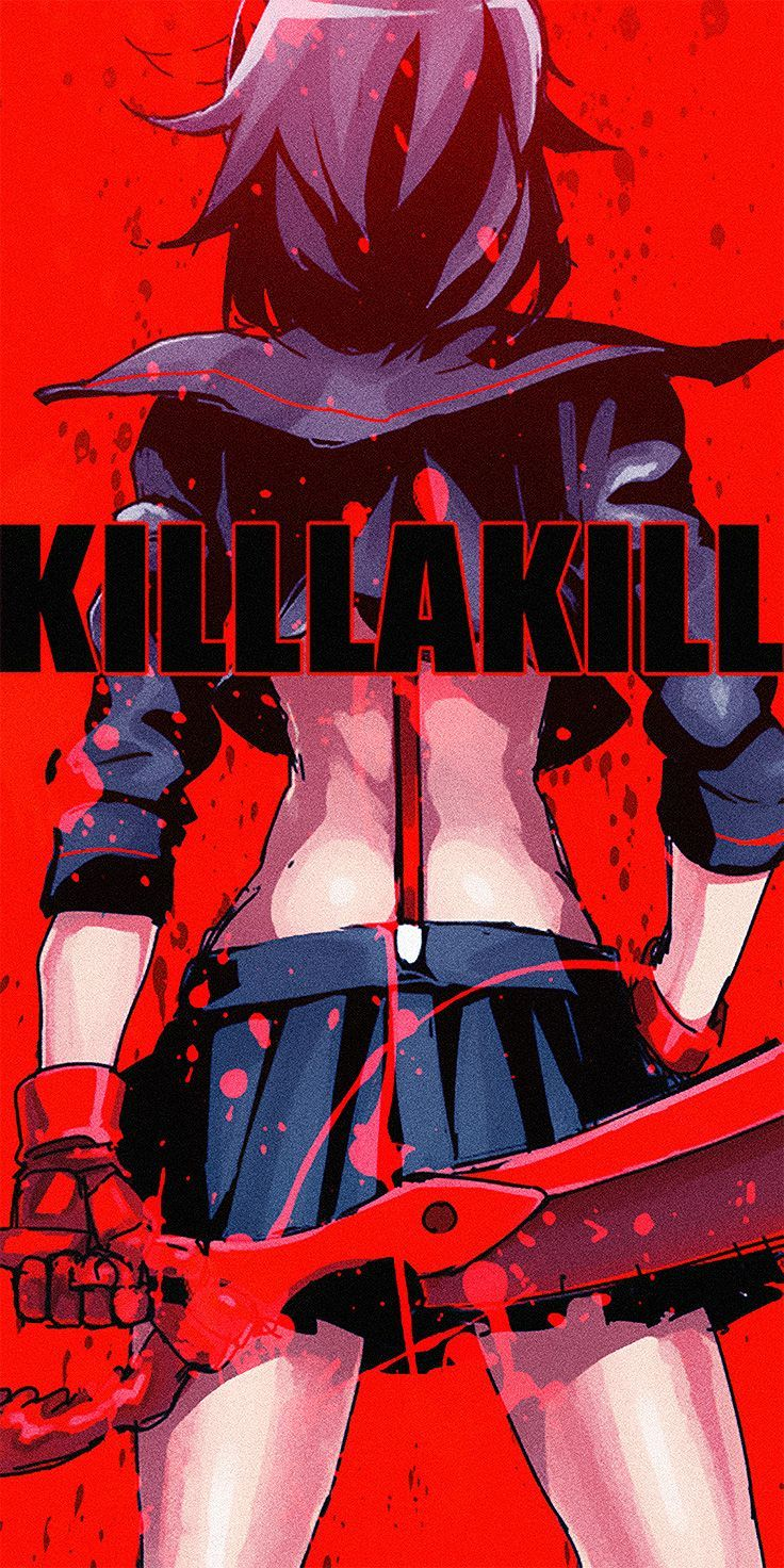 So I Finally Started Watching Kill La Kill It Is Sooo Good Kill