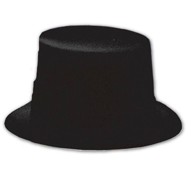 acc815deca1 Check out the deal on Black Velour Top Hat at Party at Lewis.   partydecorations  birthdaydecorations  vintagecircusparty   carnivalcircusparty ...