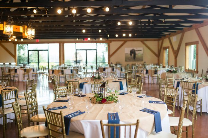 Rich Berry Barn Virginia Wedding | Wedding catering near ...