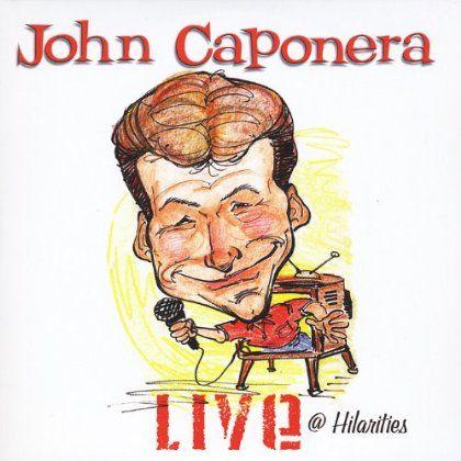 John Caponera - John Caponera Live At Hilarities
