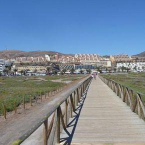 Hotels an der Playa de #Jandia  http://www.jandia-fuerteventura.de/