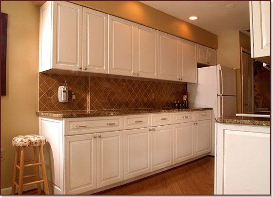 After Kitchen Saver Kitchensaver Remodel Remodeling Maryland Http Kitchensaver Com Refacing Kitchen Cabinets Custom Kitchen Cabinets Galley Style Kitchen