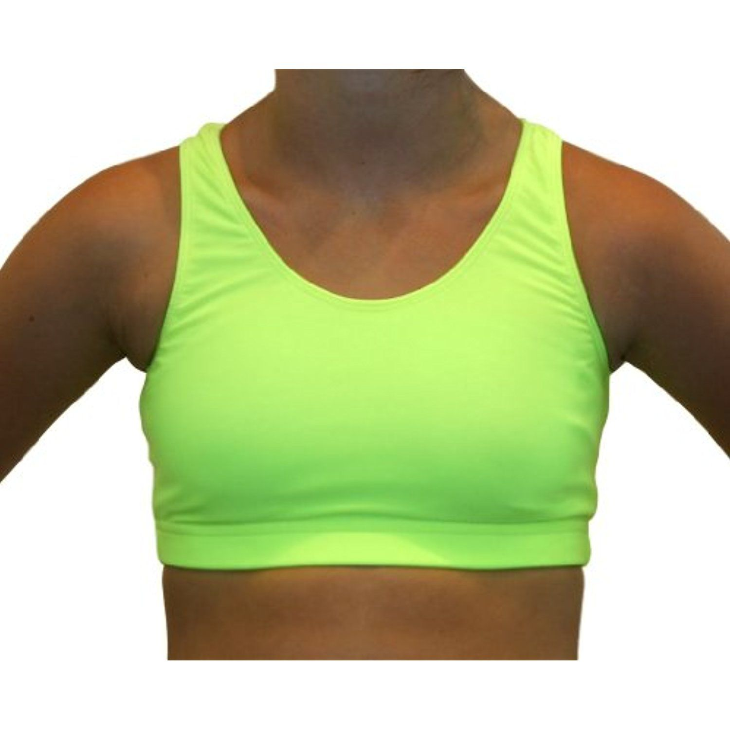 GemGear Neon Raser Sports Bra ** You can find more details
