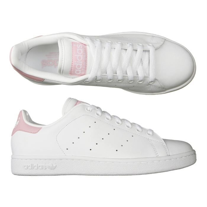 adidas lichtroze stan smith