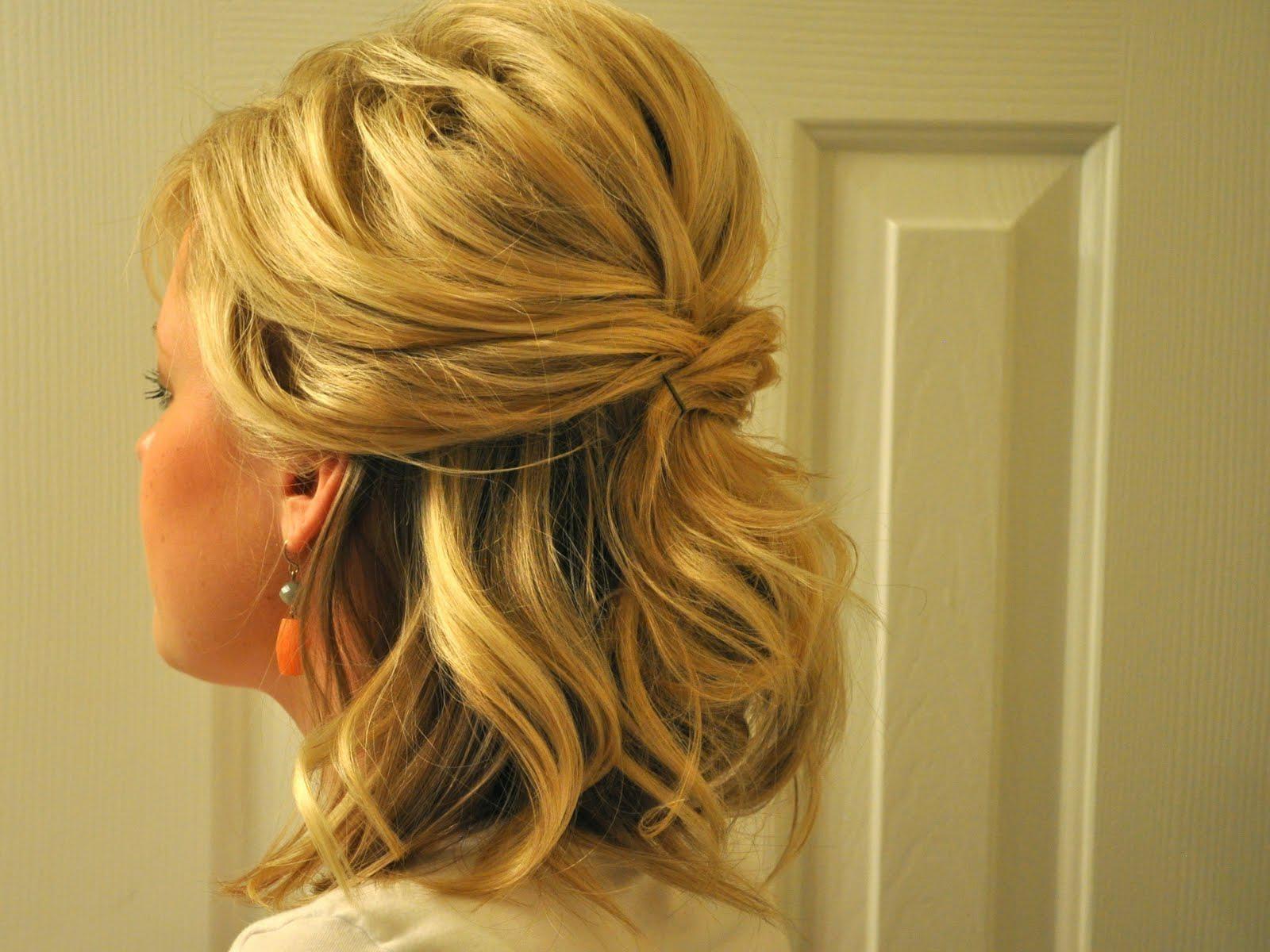 Bridesmaid Hairstyles For Medium Length Hair