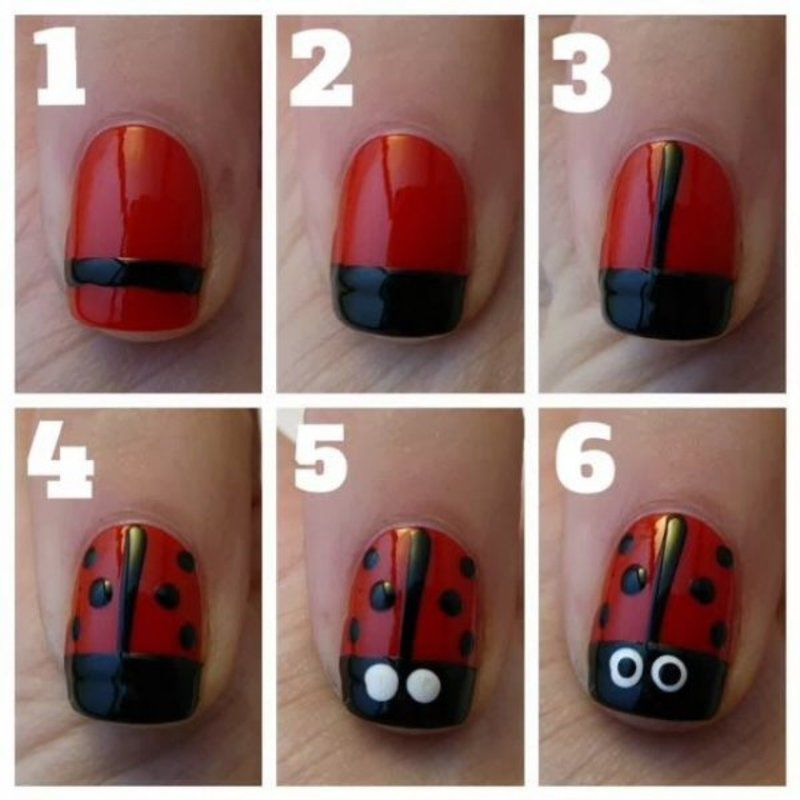 7 Tips For Ocean Chlorine Proofing Your Manicure Nail: 23 #Super Easy Nail Art #Designs For Lazy #Girls ... In