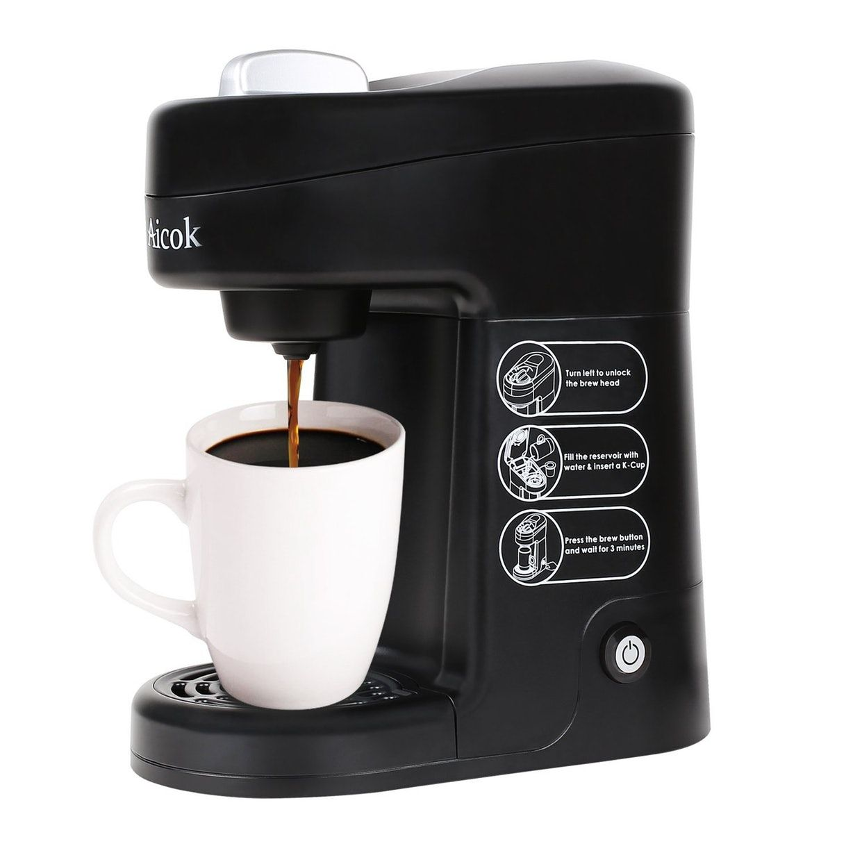 The 8 Best Single Serve Coffee Makers For Caffeinating Solo