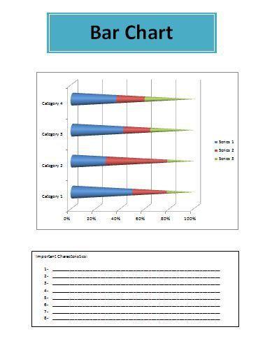 Bar Chart Template Best Work Pinterest Chart, Template and Bar - bar chart template