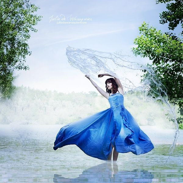 Julie De Waroquier Photo Art