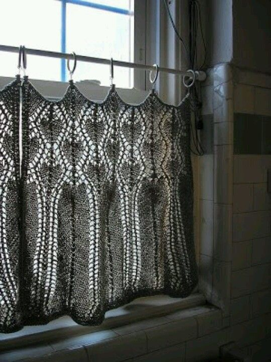 Good Knitted Curtains
