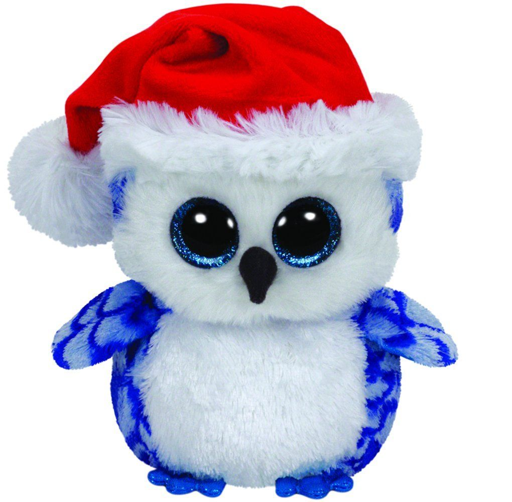 Buy Ty Beanie Boos Icicles the Blue Owl Medium Plush Online at Low Prices  in India - Amazon.in 280e4c219d06