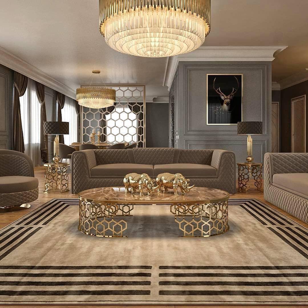 كنب متصل للتواصل واتس 0535721667 Luxury Living Room Furniture Design Home