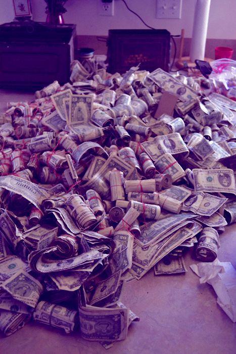 Copious Amount Of Money