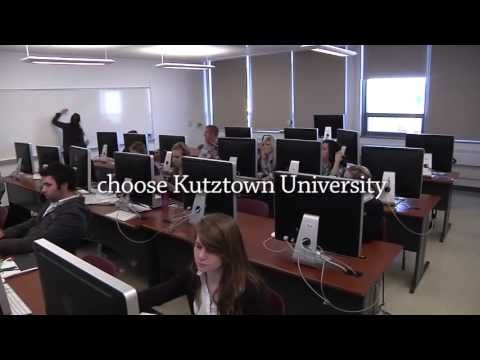 Kutztown University's Communication Design program is a nationally recognized program that has earned the respect of employers across all 50 states.   If a a close-knit community of enthusiastic individuals each with their own vision and personality is an atmosphere you would thrive in, then the CD program is the place for you.