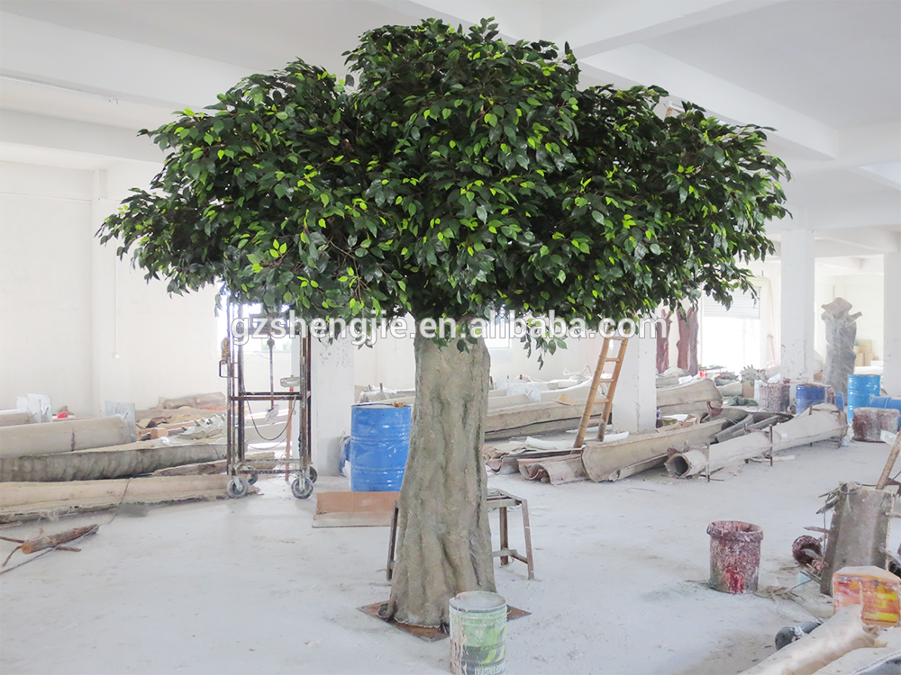 Source y07 large natual artificial banyan tree indoor and outdoor source y07 large natual artificial banyan tree indoor and outdoor decorative live ficus tree on fandeluxe Choice Image