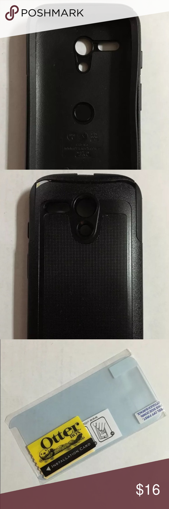 low priced df3a0 a179e OtterBox Moto G 1st Gen Commuter Series Case Case has never been ...